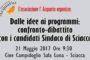 FICTION TV: CATANZARO AL FIANCO DI MONTALBANO-ZINGARETTI