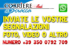 banner corriere whatsapp