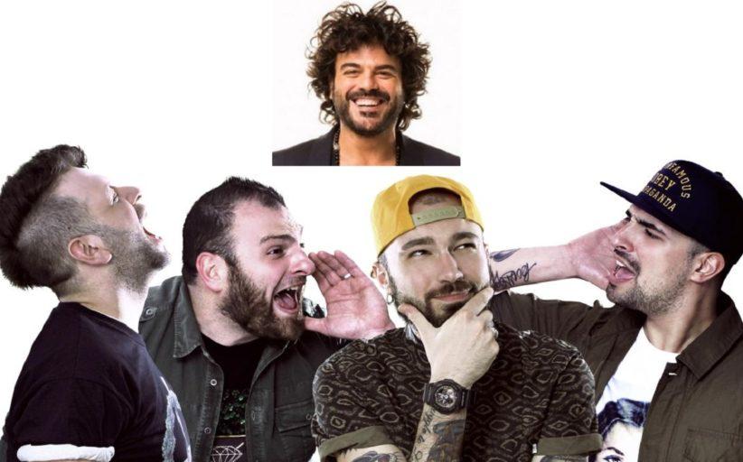 MUSICA, AD AGOSTO A SCIACCA CONCERTI DI RENGA E BOOMDABASH