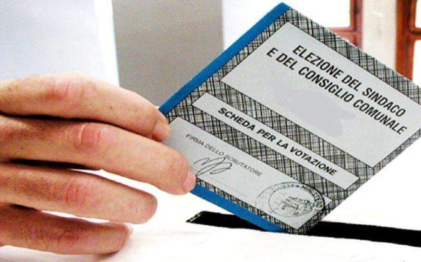 ELEZIONI AMMINISTRATIVE, AL VOTO IL 28 APRILE