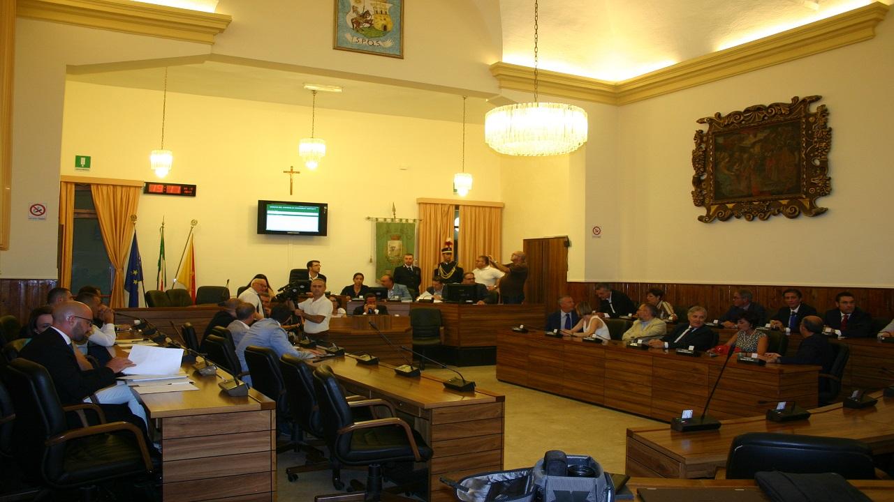 CONSIGLIO COMUNALE DI SCIACCA MERCOLEDI 13 DICEMBRE