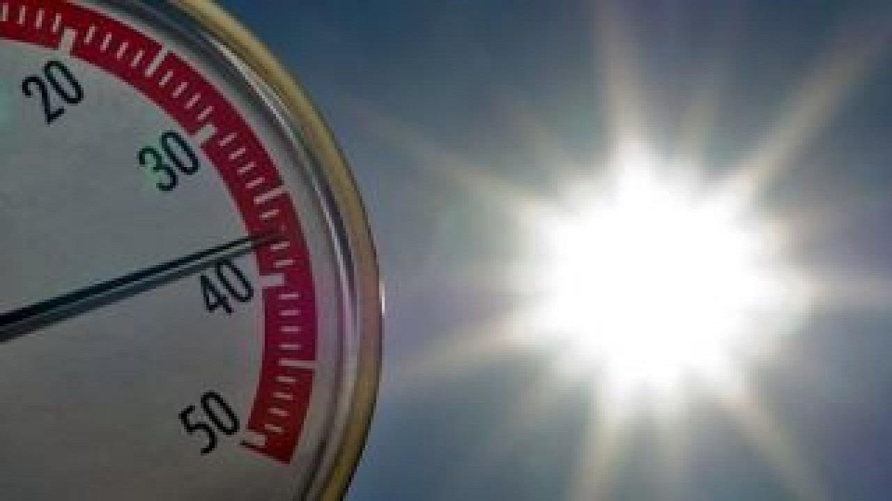 Sta tornando il caldo africano