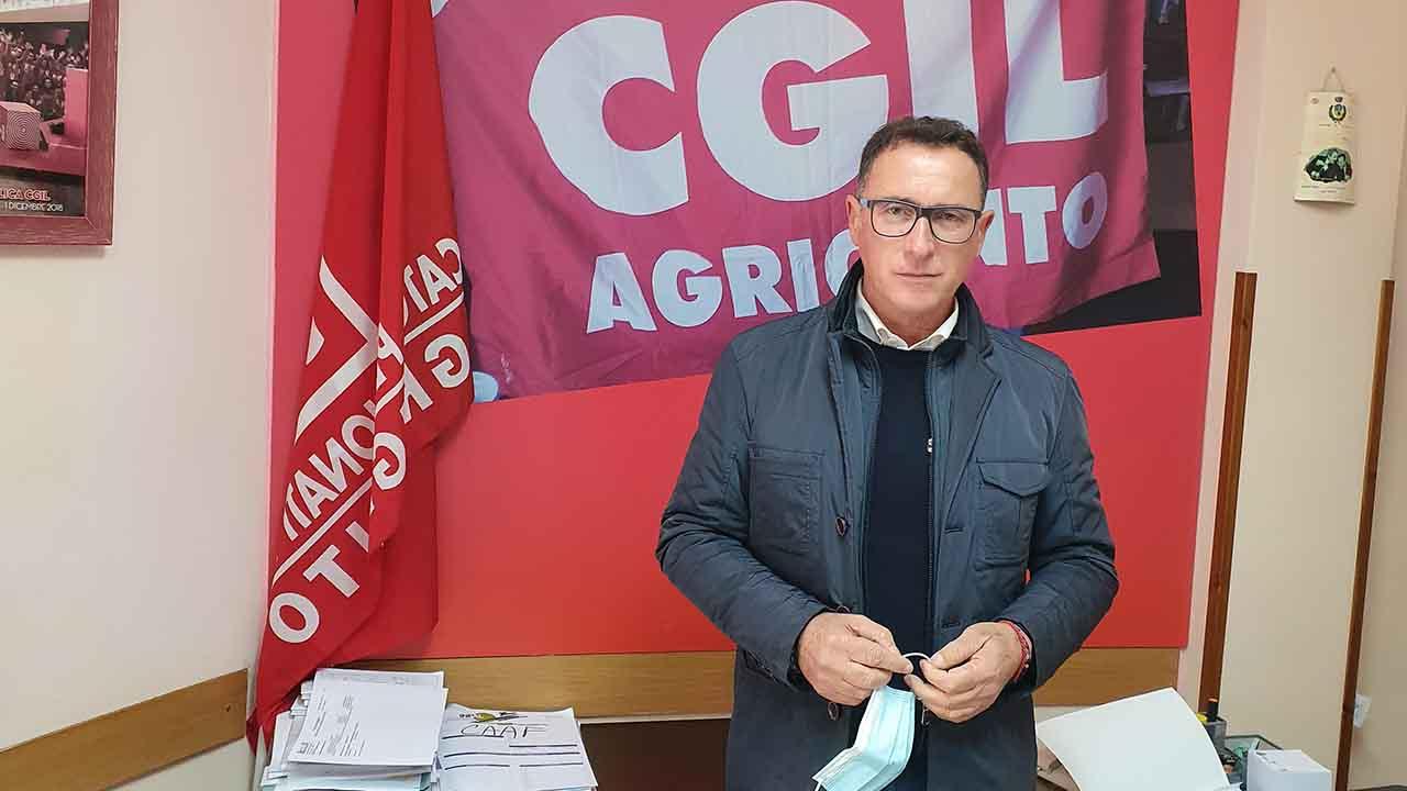 Franco Cosca è il nuovo segretario generale Fillea-Cgil di Agrigento
