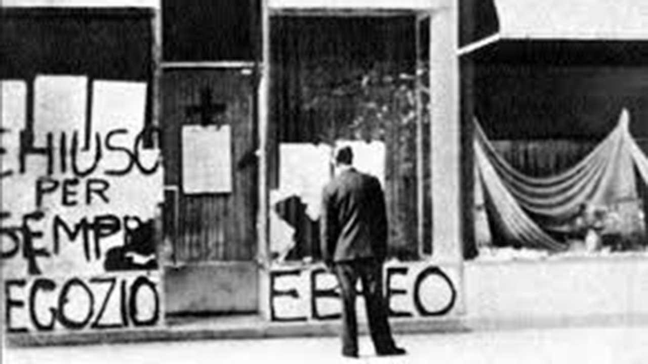 """""""Le leggi razziali"""", le testimonianze degli ebrei di Roma. Seminario a Sciacca"""