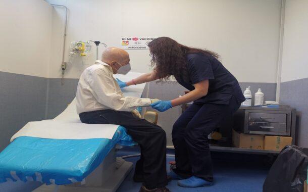 Sicilia, il più anziano vaccinato ha 105 anni: