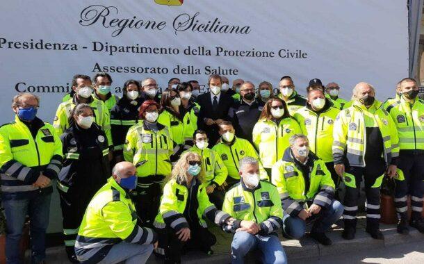 Covid: Palermo, inaugurato primo Centro vaccini in Sicilia