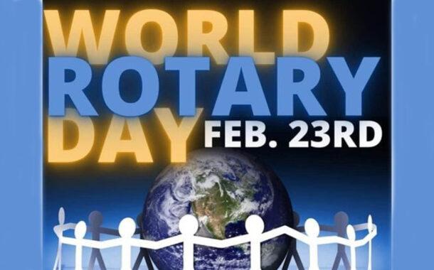 Il 23 febbraio 1905 nasceva a Chicago ilRotary International. Si festeggia il 116° compleanno