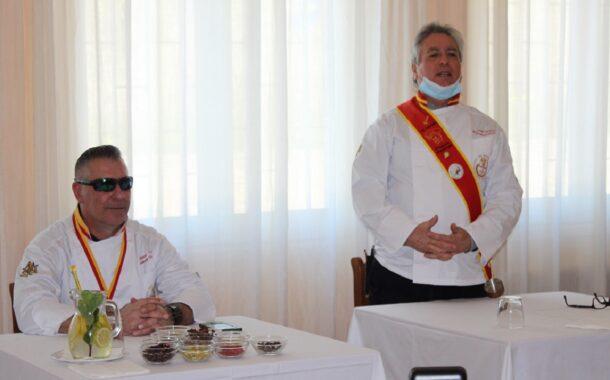 Chef Andaloro all'istituto