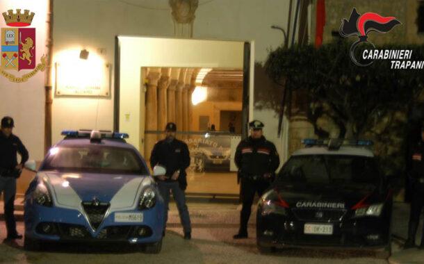 Pluripregiudicato di Alcamo evade dalla comunità terapeutica. Preso dai carabinieri e poliziotti