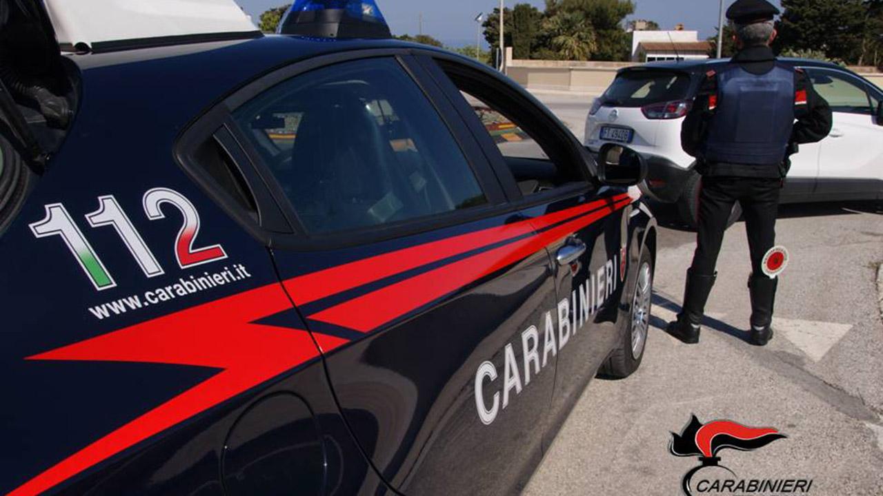Valderice, in auto con 10 grammi di cocaina, arrestata donna 46enne