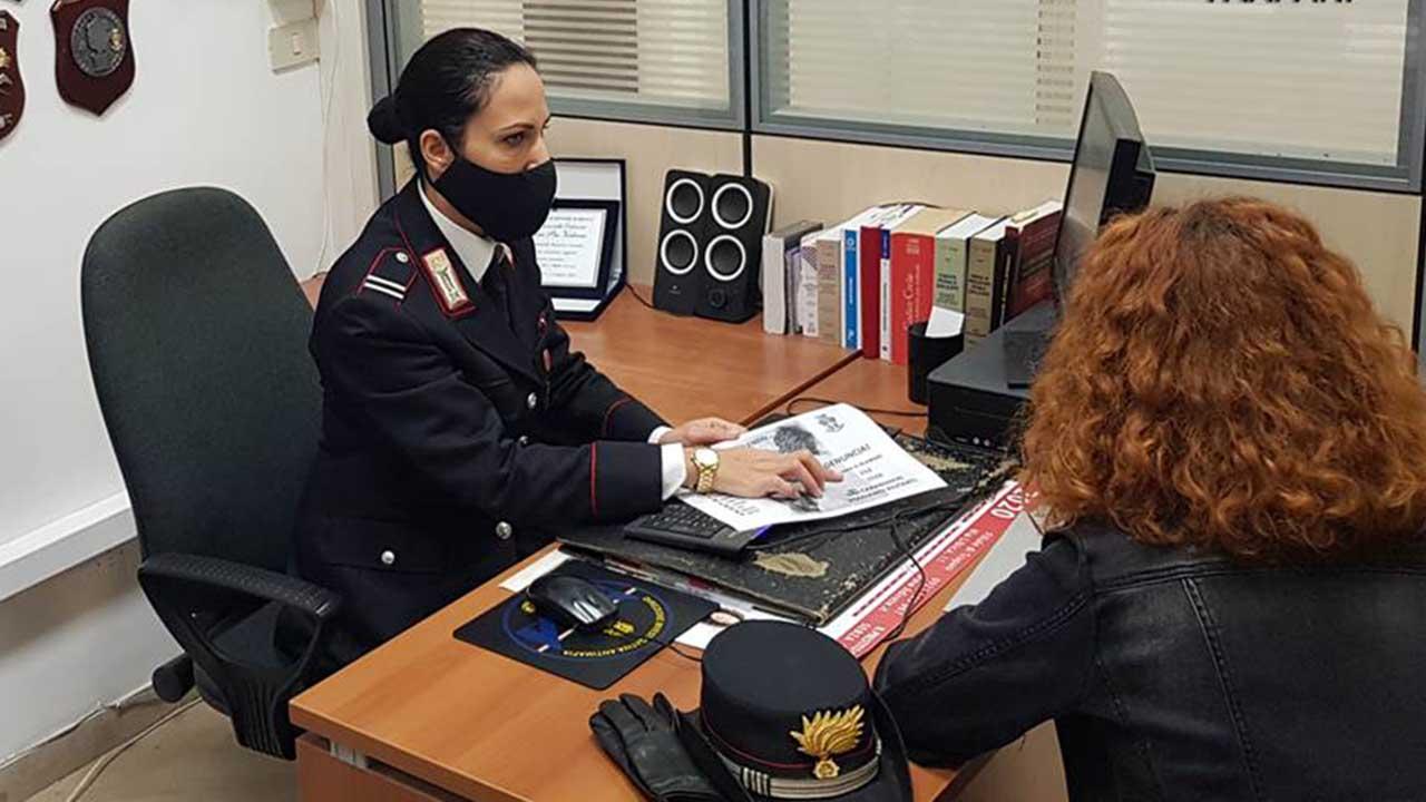 Carabinieri in azione per il contrasto alla violenza alle donne: tre denunce nel trapanese