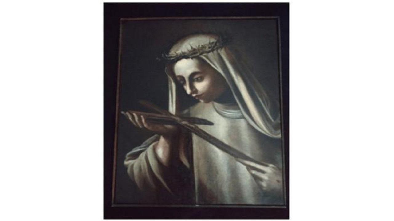 Torna a Palermo dipinto di Santa Caterina rubato 17 anni fa