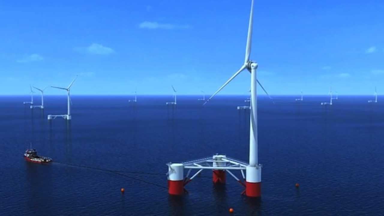 Mega impianto eolico offshore nel Canale di Sicilia. Investimento da 9 miliardi di euro