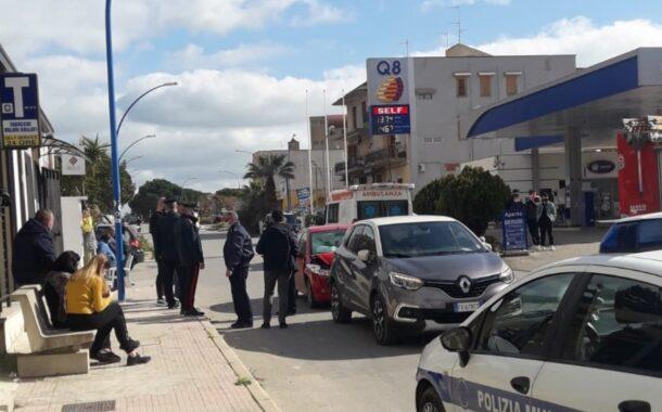 Ribera, donna urta altra autovettura e sviene. Necessario intervento dei pompieri e sanitari