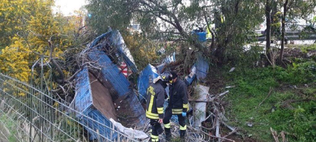 Incidente mortale sull'autostrada Mazara-Palermo
