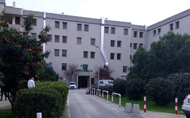 Anziana di Montevago muove per Covid all'ospedale di Sciacca