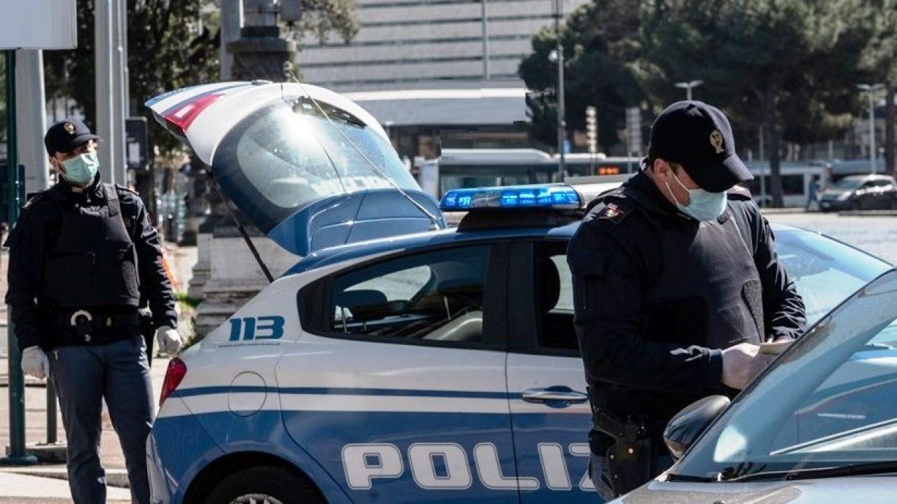 Pistole mai denunciate: controlli della Polizia su armi in casa di saccensi
