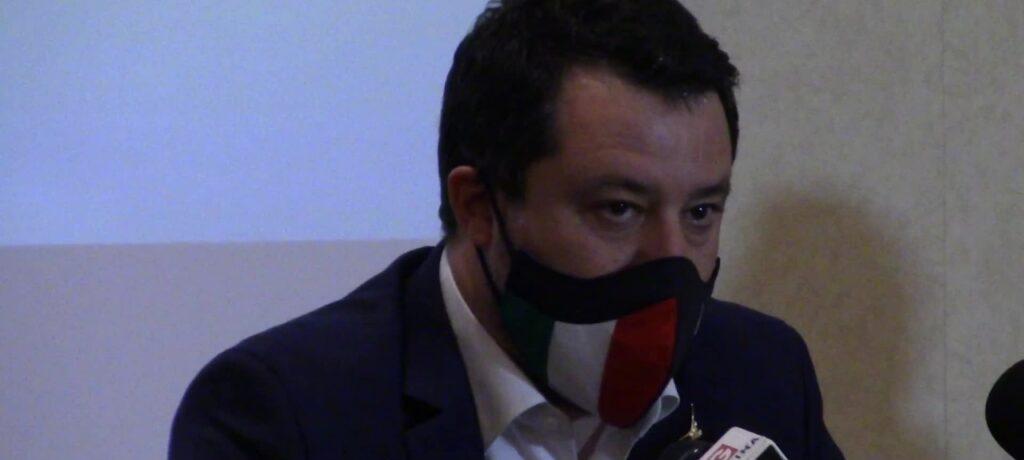 Covid, Salvini