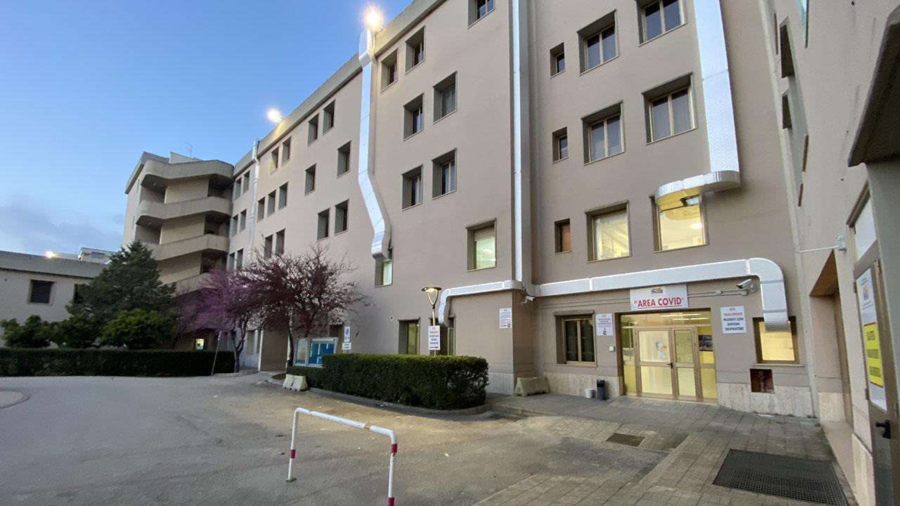 Riberese muore per covid all'ospedale di Sciacca