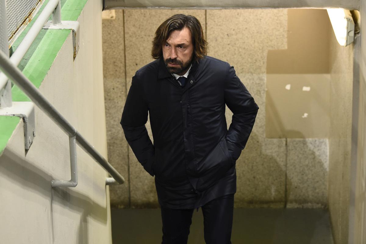 """Pirlo """"La vittoria sul Napoli serve se troviamo continuità"""""""