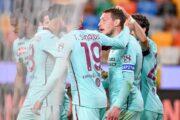 Il Torino vince a Udine, decide Belotti su rigore