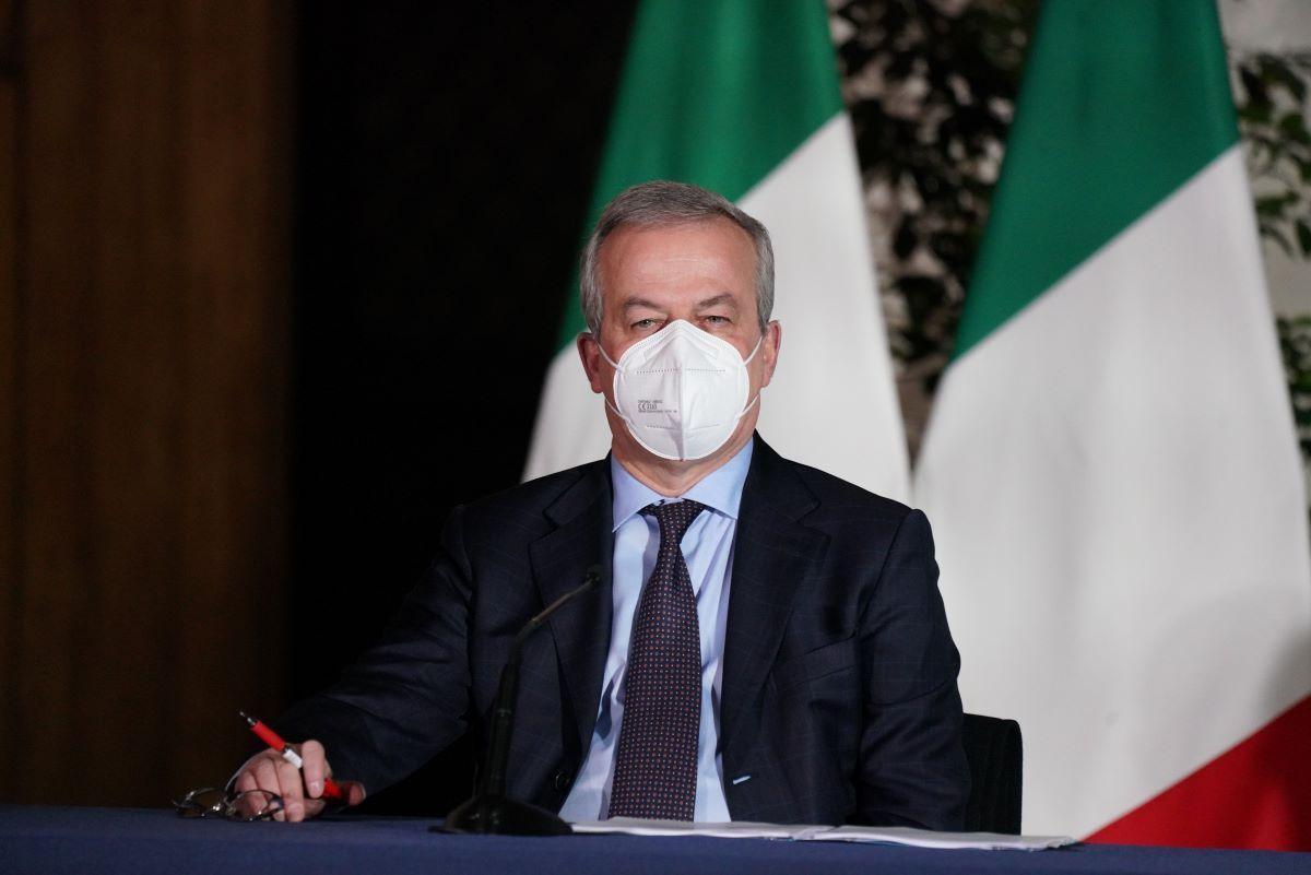 """Locatelli """"Ogni sforzo per far disputare gli Europei a Roma"""""""