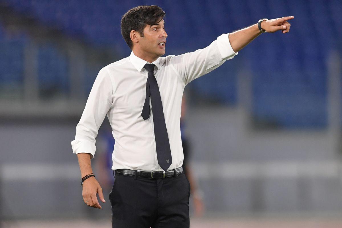 """Fonseca carica la Roma """"Con Ajax il match più importante"""""""