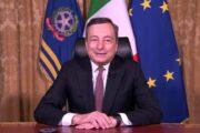 """Covid, Draghi """"Dal 26 aprile tornano le zone gialle"""""""