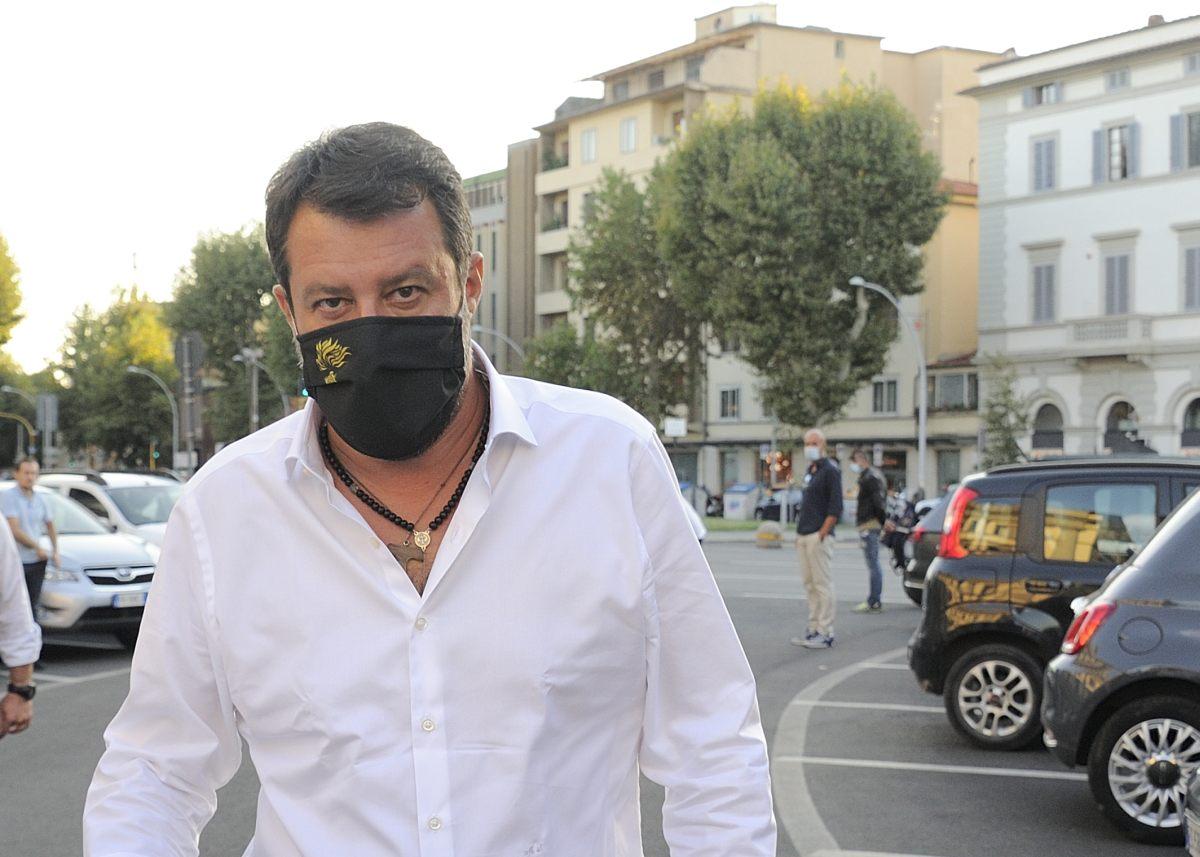 """Covid, Salvini """"Dalla cabina di regia buon senso sulle riaperture"""""""
