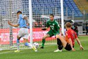 Alla Lazio la sfida tra i fratelli Inzaghi, 5-3 al Benevento