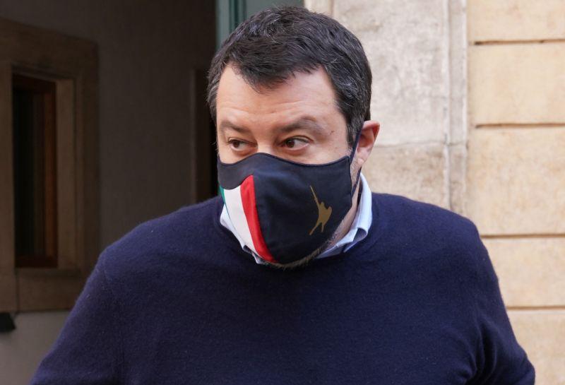 """Covid, Salvini """"Date riaperture? Aspetto parere scienza"""""""