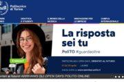 Il Politecnico di Torino apre le porte ai futuri studenti
