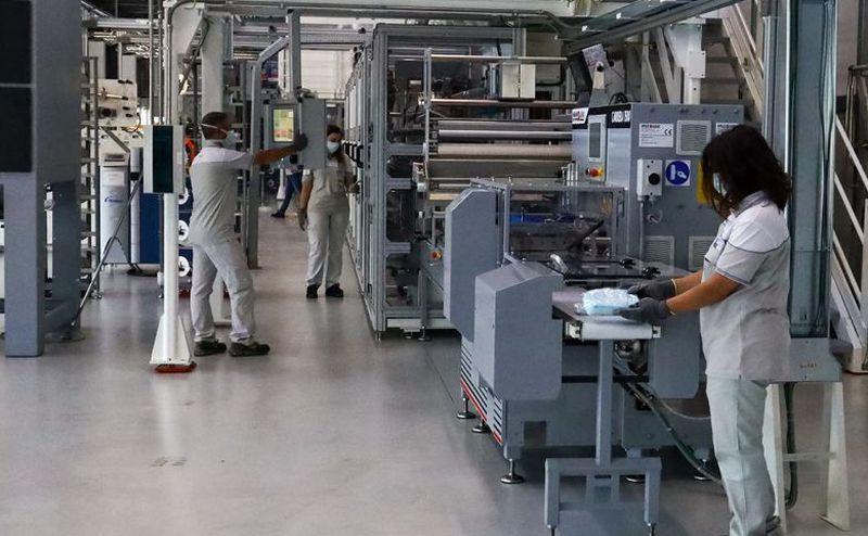 Industria, a febbraio fatturato in crescita