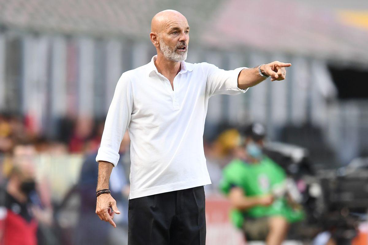 """Pioli """"Contro la Lazio è 'spareggiò Champions"""""""
