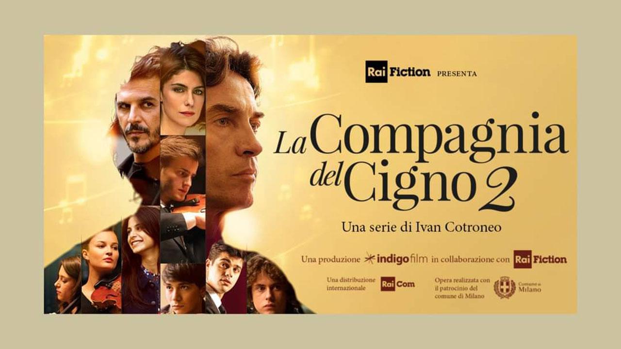 Da stasera su Rai1 la fiction La Compagnia del Cigno 2, tra i protagonisti il riberese Emanuele Misuraca
