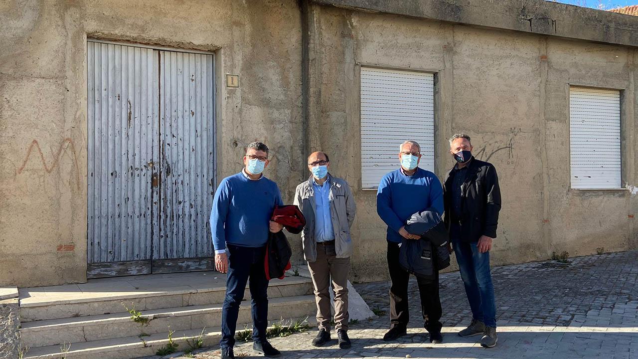 Calamonaci, l'Asp cede l'ex ospedaletto che diventa un centro polifunzionale