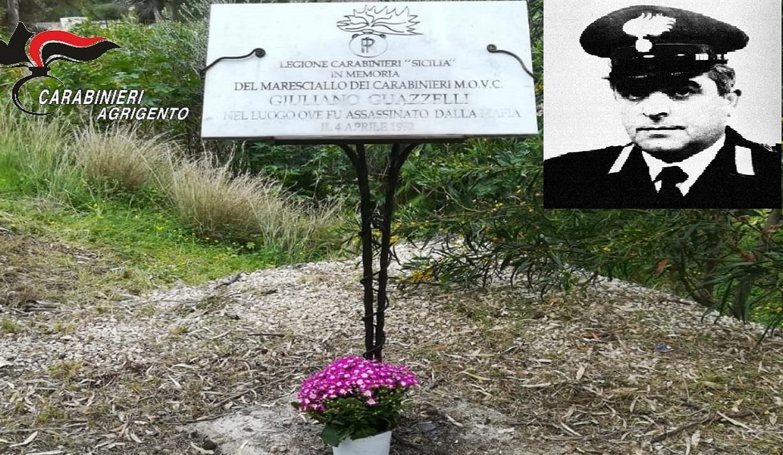 Ventinove anni fa la mafia uccideva il Maresciallo Giuliano Guazzelli