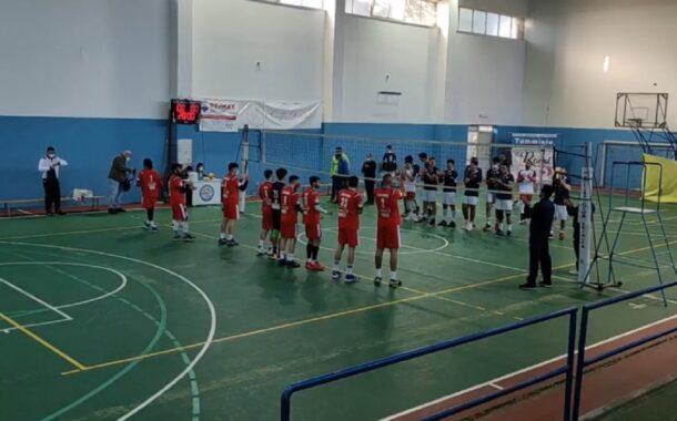 Volley Club Sciacca domani contro il Terrasini per conquistare la finale promozione