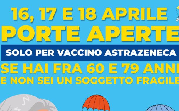 Da oggi 16 a domenica 8 vaccinazione straordinaria AstraZeneca da 60 ai 79 anni: A Sciacca, Ribera. Ecco i punti vaccinali