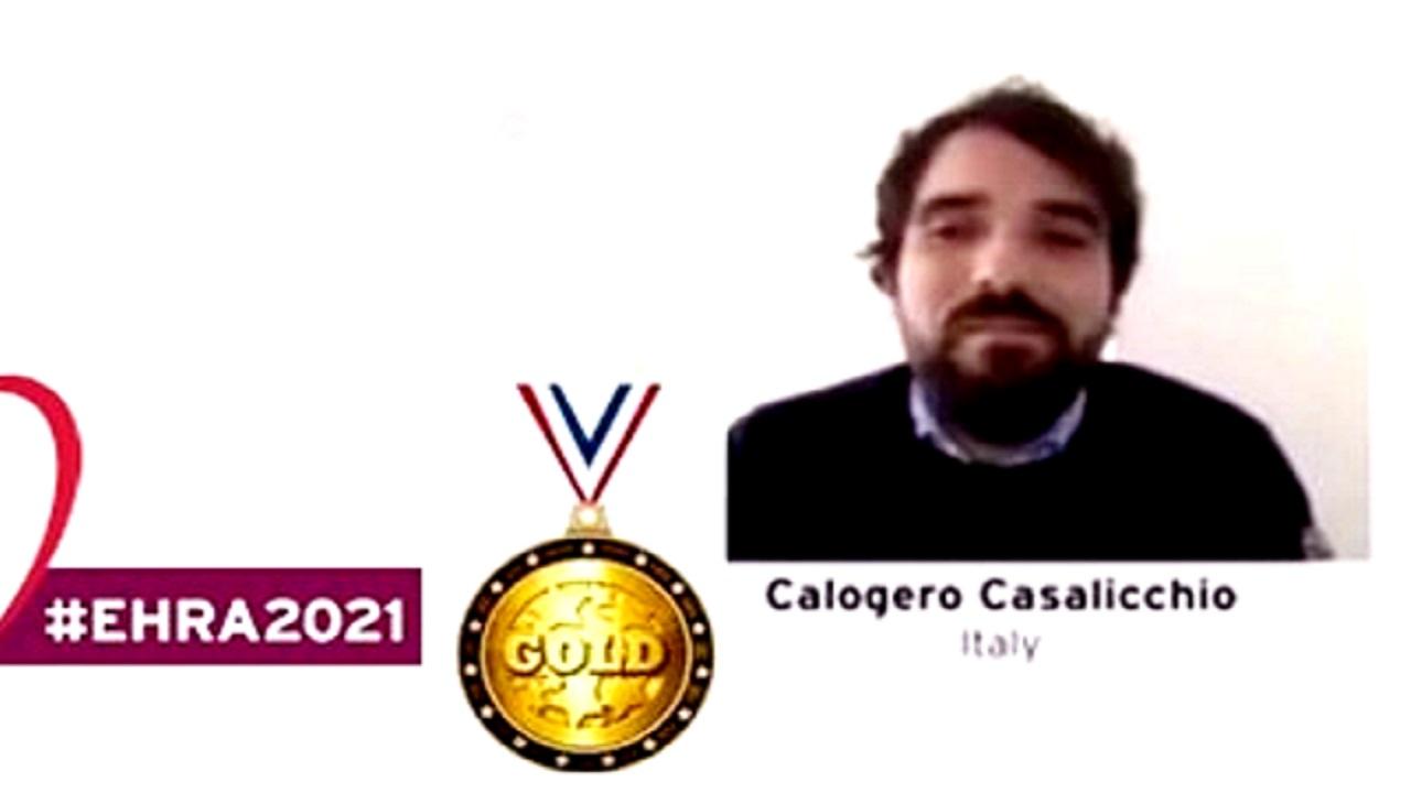 Un cardiologo dell'ASP di Agrigento al primo posto nella competizione internazionale di elettrocardiografia EHRA