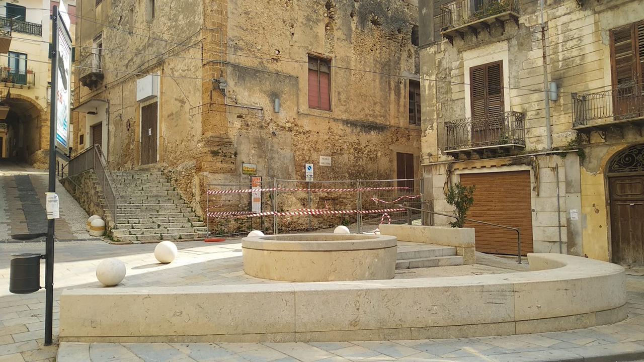 La città antica che sbraca. Adesso è l'ex chiesa San Vito a presentare criticità strutturali