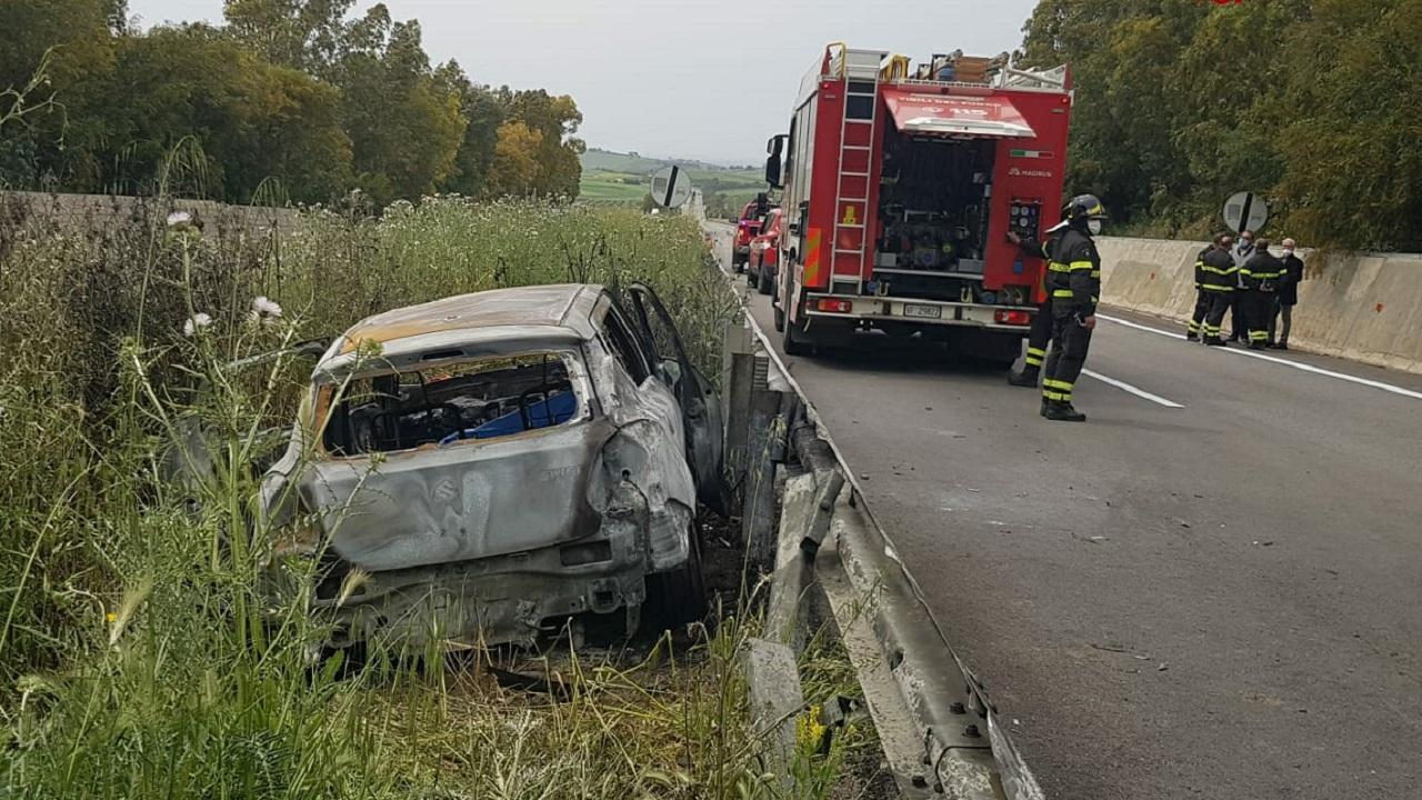 Schianto in autostrada sulla Palermo-Mazara, due morti