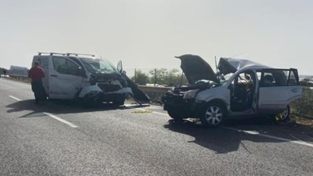 Auto contro furgone, 4 morti nel ragusano