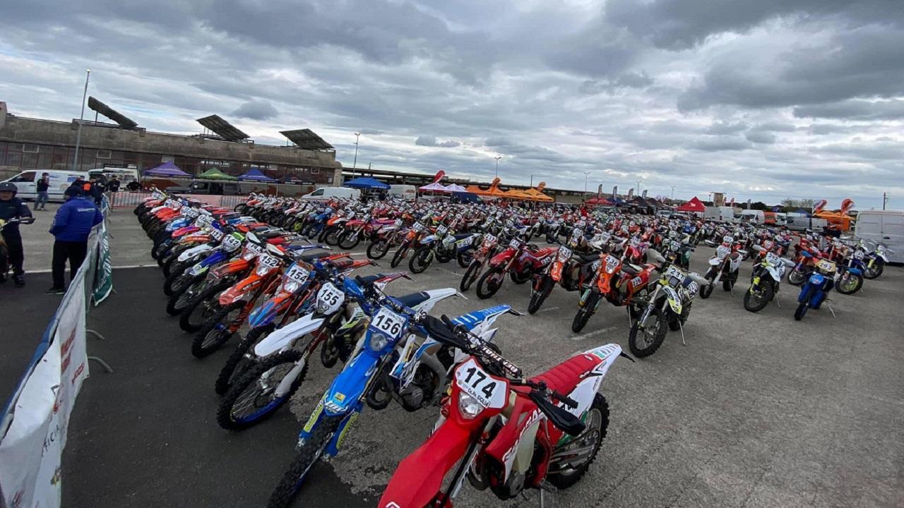 Moto, tanti saccensi domenica prossima a Partanna per il campionato regionale Enduro Sprint