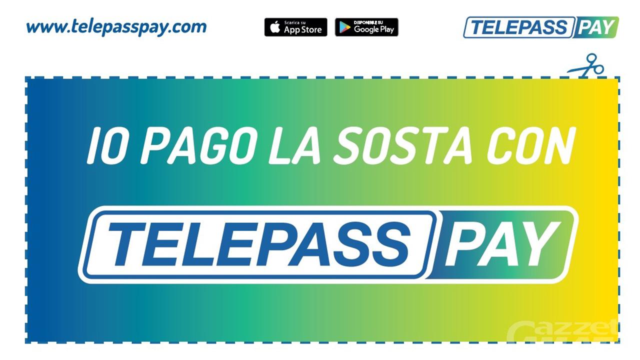 A Sciacca la sosta sulle strisce blu si paga anche con Telepass Pay