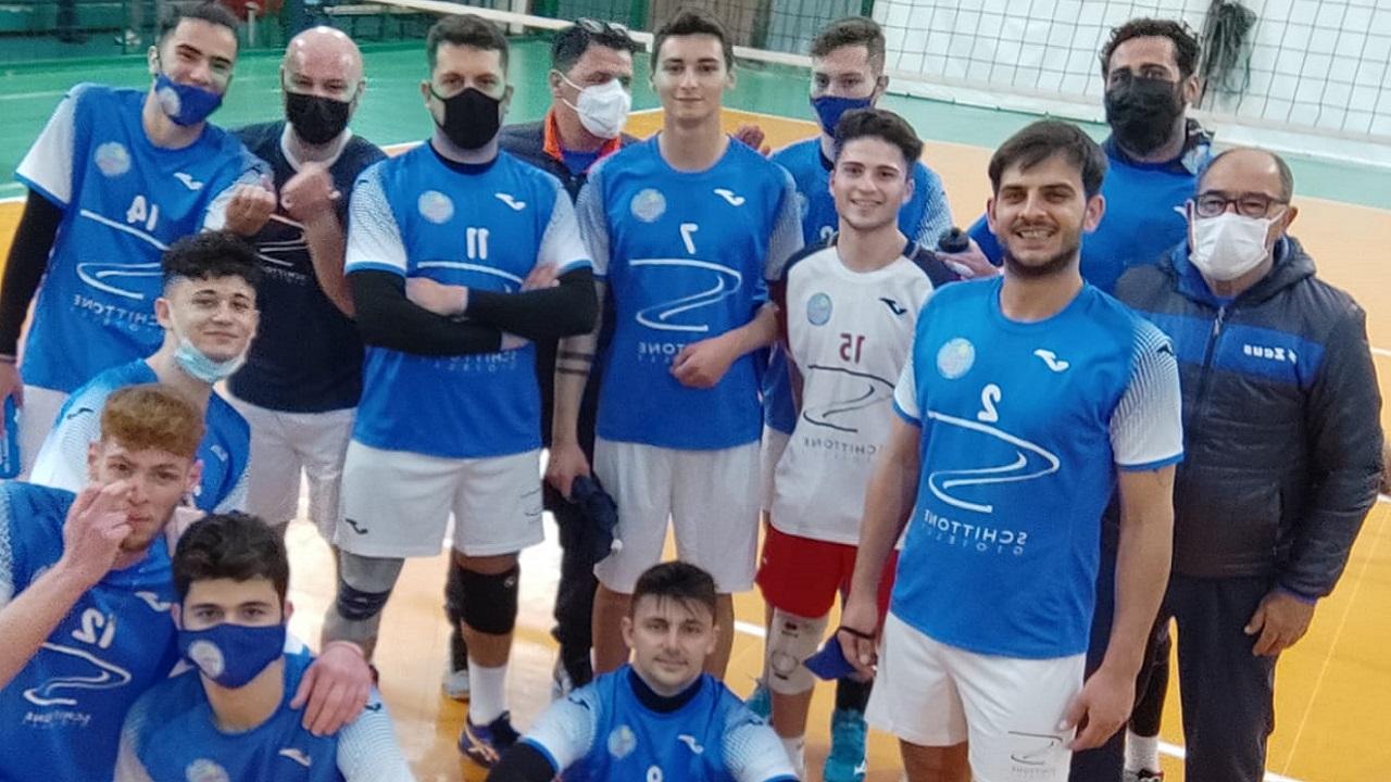 Pallavolo, il Volley Club Sciacca vince 3 a 1 a Palermo