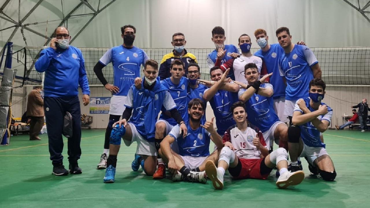 Pallavolo, lo Sciacca vince 3 a 1 sul campo dell'imbattuto Terrasini