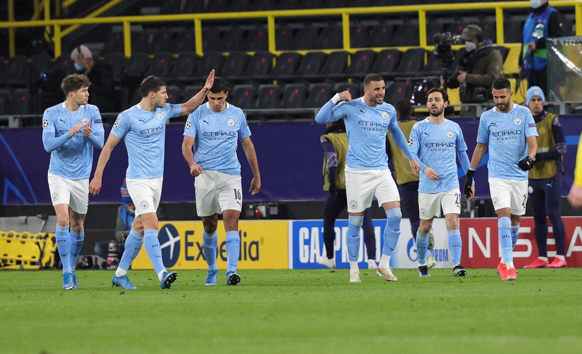 Manchester City in finale di Champions, 2-0 al Psg
