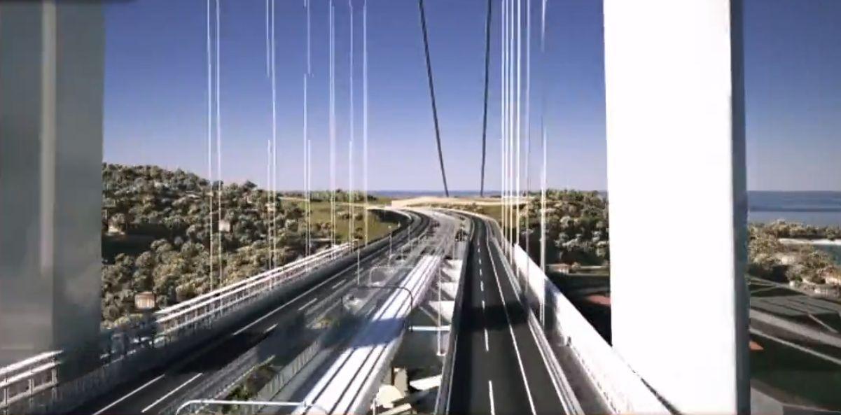 """Ponte sullo Stretto, relazione dei tecnici: """"Sì a collegamento stabile"""". Ecco le motivazioni"""