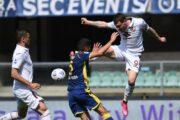 Verona e Torino finisce 1-1, granata più vicini alla salvezza